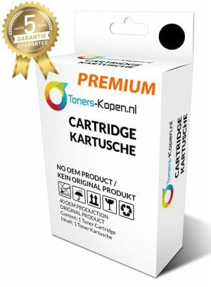 Huismerk Premium patroon voor HP 953XL zwart Officejet Pro 8210
