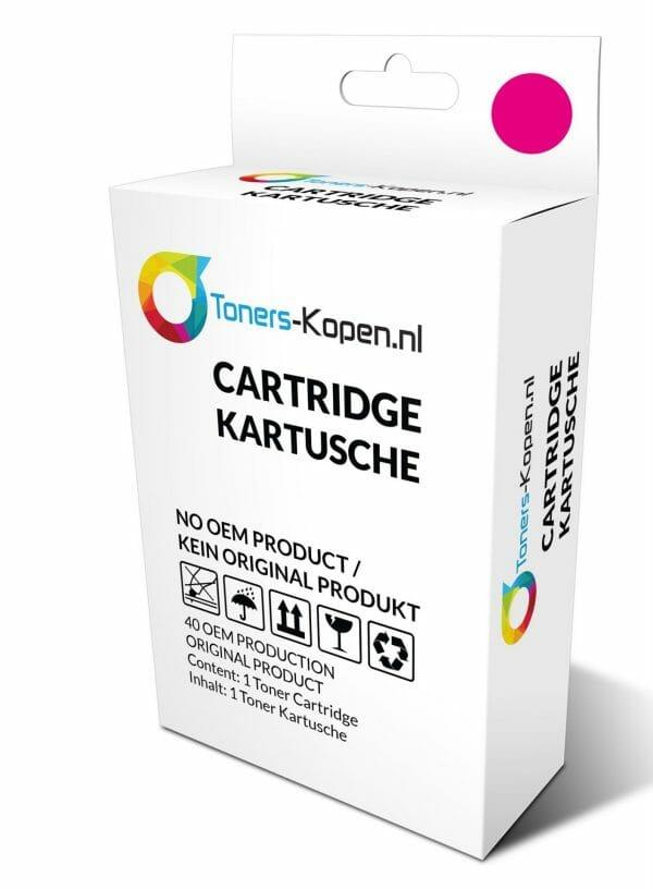 Huismerk inkt cartridge  voor HP 727 magenta Designjet T920 T1500 T2500