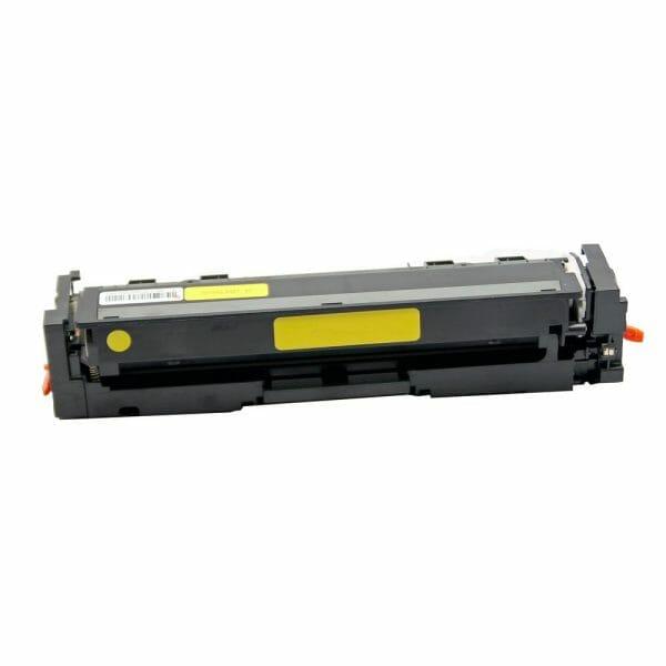 Canon-054H-Compatibel-geel